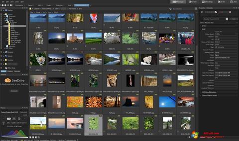 צילום מסך ACDSee Pro Windows 7