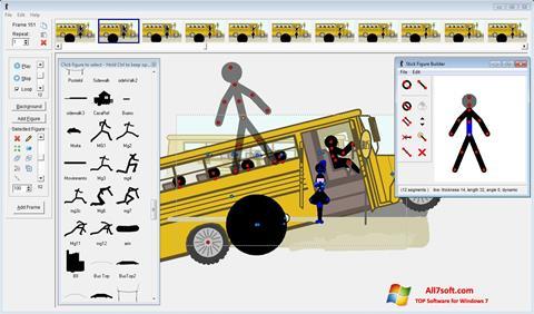 צילום מסך Pivot Animator Windows 7