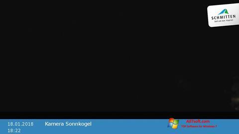 צילום מסך Live WebCam Windows 7