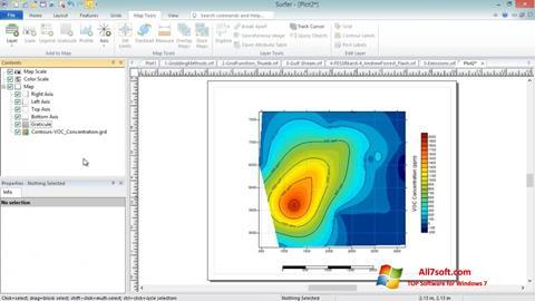 צילום מסך Surfer Windows 7