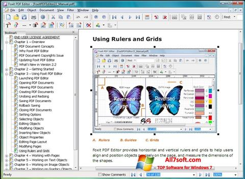 pdf editor windows 7